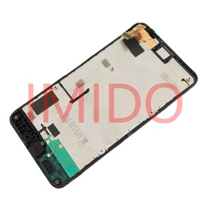 Image 3 - Nokia lumia 630 RM 977 RM 978 lcd 디스플레이 + 터치 스크린 디지타이저 어셈블리 + 프레임 교체 부품