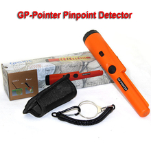2016 newest metal detector GP-pointer pinpointing high sensitivity Static Detection Army Green waterproof with Bracelet