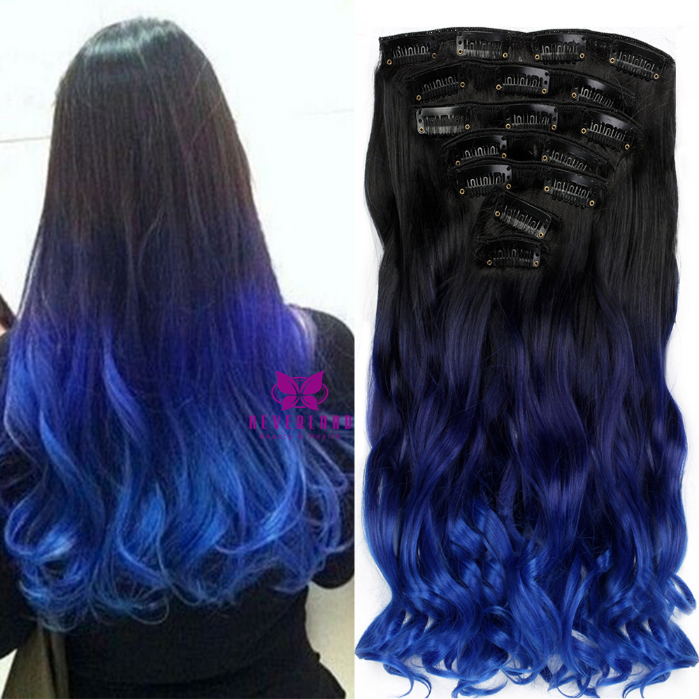 Fake Ombre Hair For Kids Online Get Cheap Dip Dye Style