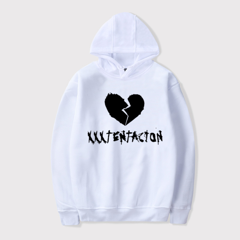 Xxxtentacion Hoodies sad men Sweatshirts rap rapper hip hop Hooded Pullover sweatershirts male/Women sudaderas hood hoddie