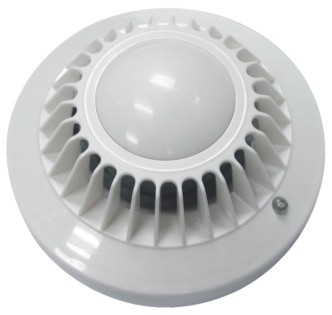 Focus Smoke Detector MD-2100R Smoke Fire Detector 868mhz/433mhz, MD2105 Wired Smoke Detector