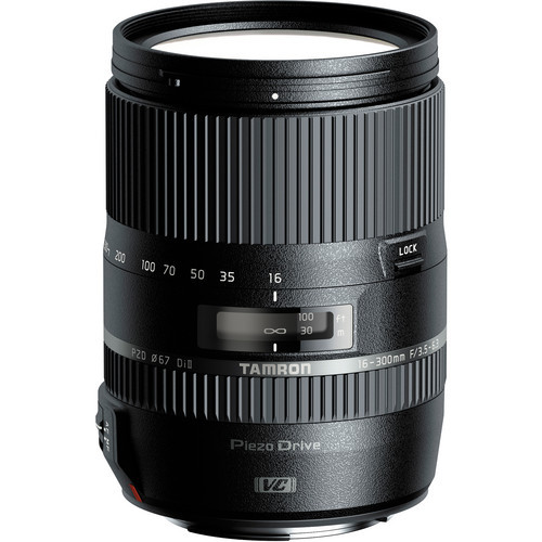 Tamron 16 300mm f 3 5 6 3 Di II VC PZD MACRO Lens for Canon