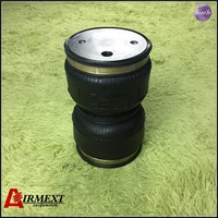 SN120180BL2 C/closed encplate air suspension /airspring BELLOW rubber airspring airride shock absorber/pneumatic parts