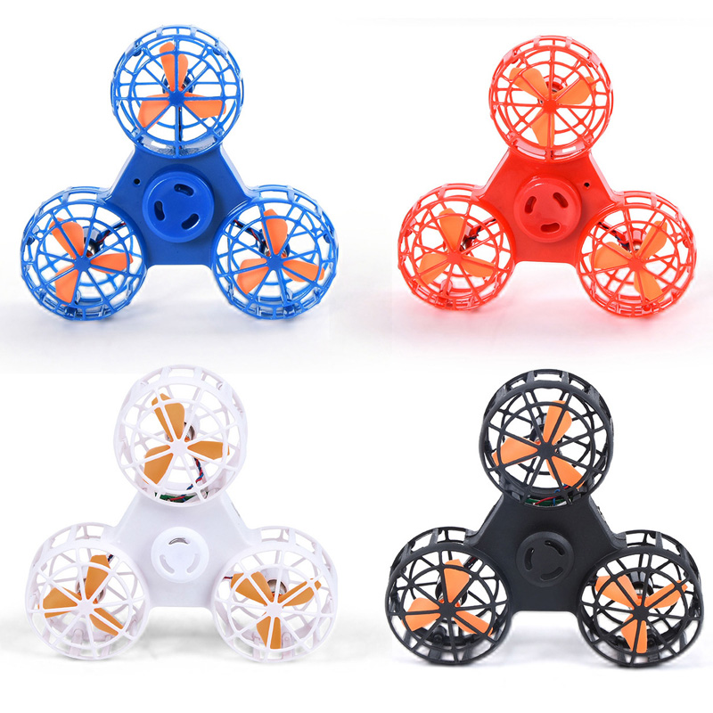 Flying Fidget Spinner Hand Flying Spinning Top Autism Stress Release Toy Funny Gift Toys For Children Spinner Volador