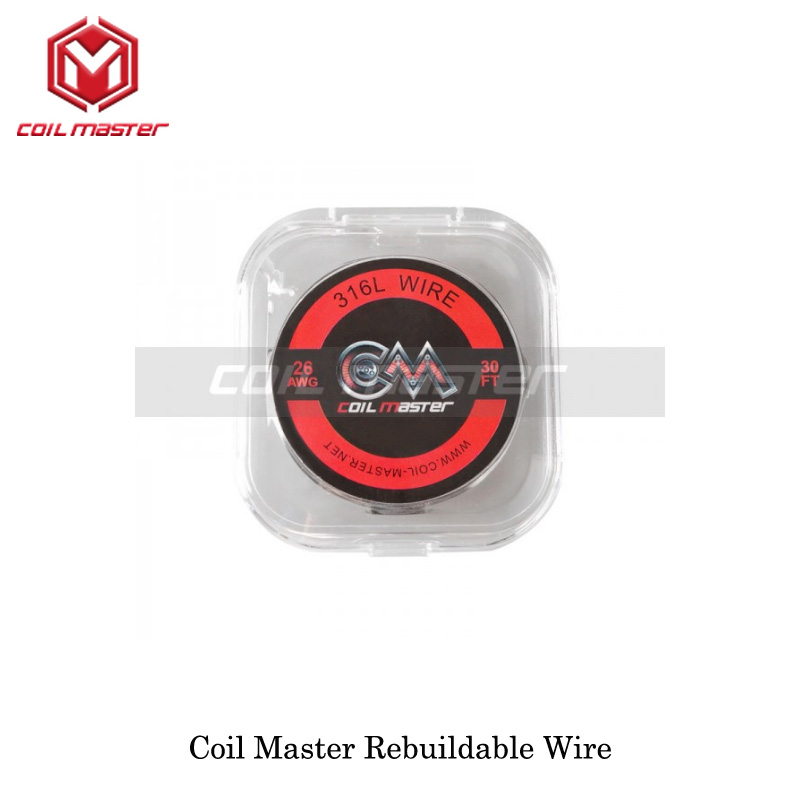 Electronic Cigarettes Coil Master CoilMaster SS316L/Nickel/Kanthal ...