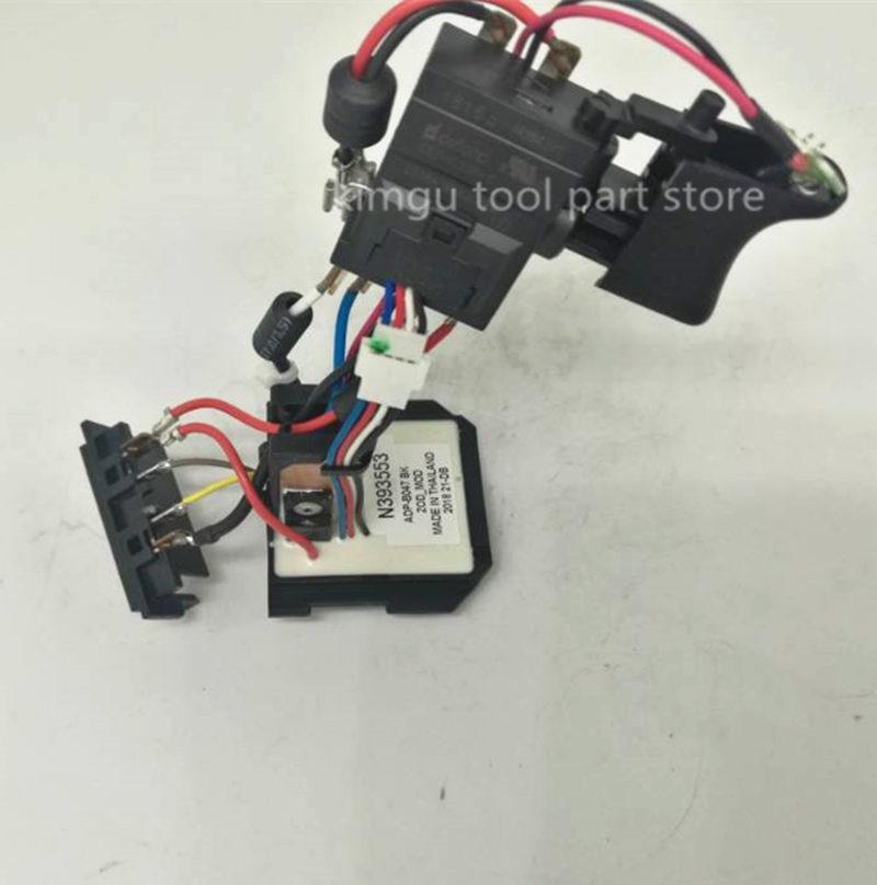 Switch N393552  For Dewalt DCD785L DCD785 DCD780L2 DCD780 N268095 DCD780M2 DCD785C2 DCD780 DCD780C2-B2 DCD785C2-B2 DCD780B