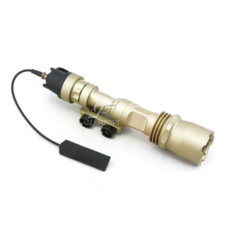 Element SF M961 Tactical Light (TAN) FREE SHIPPING(ePacket/Hongkong Post Air Mail)