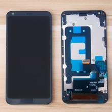 Sinbeda 5.5 IPS For LG Q6 LCD LG-M700 M700A US700 M700H Touch Screen Digitizer Assembly Frame Display