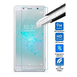 На Алиэкспресс купить стекло для смартфона for sony xperia xz2 compact screen protector tempered glass for sony xperia xz2 mini glass film for sony xz2 compact / mini
