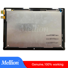 Brand New Pro 5 LCD Complete for Microsoft Surface Pro 5 Laptop LCD Display Touch Screen Assembly Replacement 10 1 b101aw03 v 0 s10 laptop lcd screen gradea and brand new to whole sale