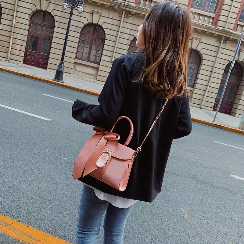 JUILE Women 39 s brand handbag new fashion bow dinner ladies handbag designer luxury shoulder bag evening dress wild Crossbody bag in Top Handle Bags from Luggage amp Bags