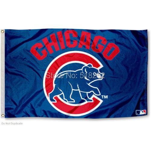 Chicago Cubs Flag