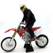 1:6 масштаб KTM Мотоцикл литье под давлением сплав гоночные велосипеды уличные игрушки в форме мотоциклов для экшн-фигуры сцена конструкция