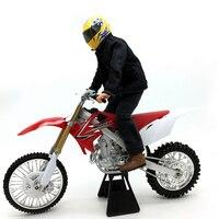 1:6 Scale KTM Motorcycle Motorbike Diecast Alloy Race Bikes Street Motorbike Toys For Action Figure Scene Construction Design