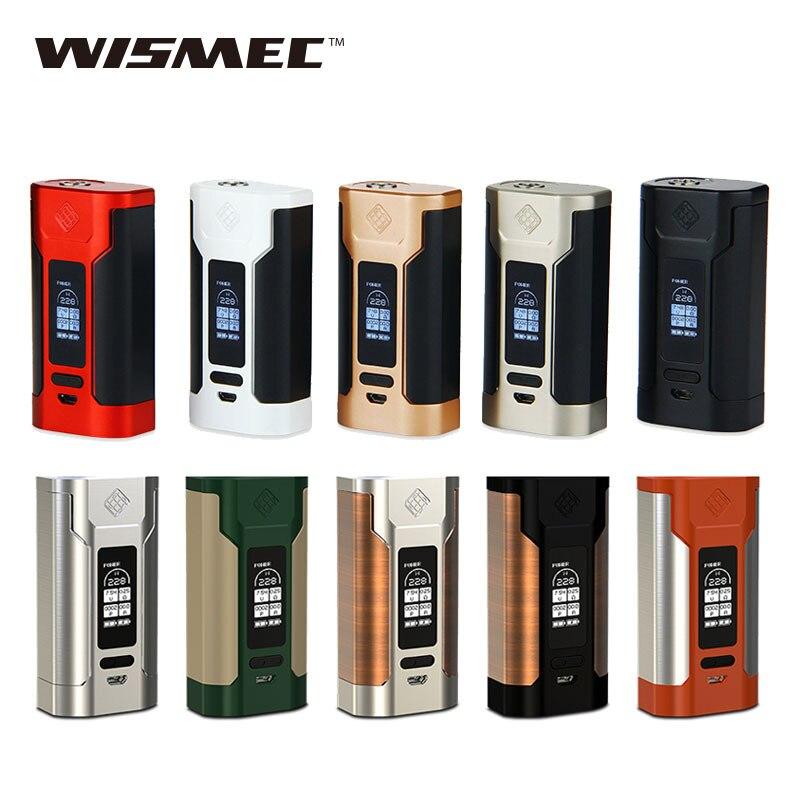 228 W Original WISMEC Predator 228 TC MOD para WISMEC Elabo Banco de la Energía