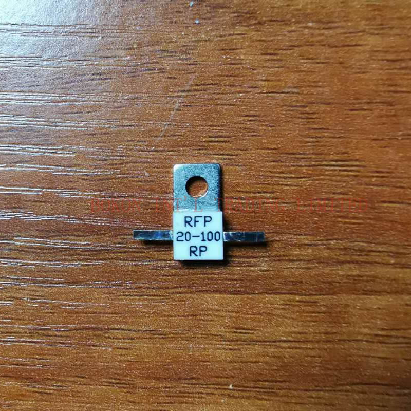 RFP-20-100RP Flanged Termination 20watts 100ohms DC-3.0GHz 20-100 RESISTIVE RFP 20-100 RP RESISTOR DUMMY LOAD