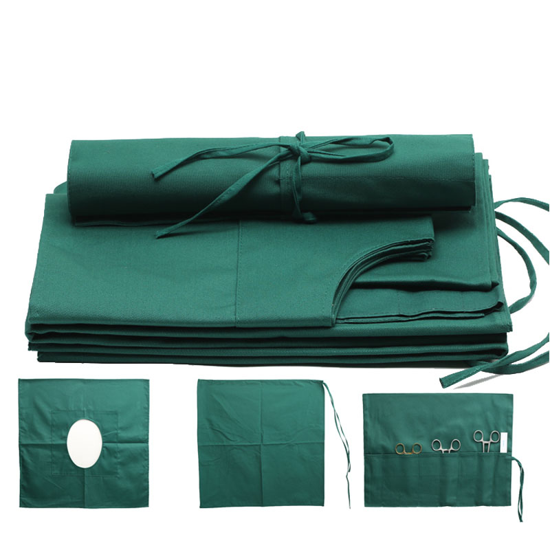 Drapes Medical Cotton Cosmetic And Plastic Surgery Instruments And Tools Wrappiug Cloth
