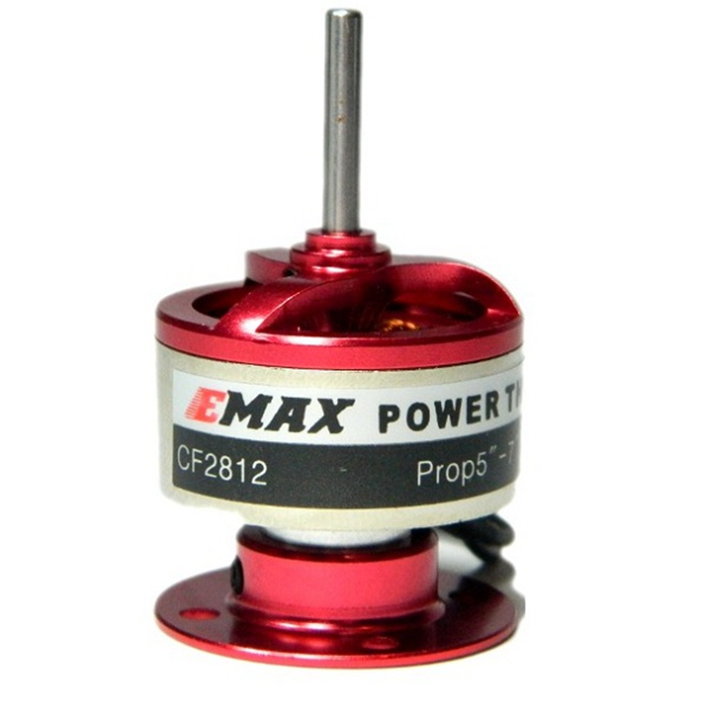 High Quality EMAX CF2812 1534KV Brushless Outrunner Motor For RC Model Multicopter Quadcopter free shipping emax brushless motor mt3110 700kv kv480 plus thread motor for rc fpv multicopter quadcopter part