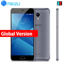 "M5 Original Meizu Nota Global version 2.5D Glass 4G LTE Teléfono Celular Helio P10 Octa Core 5.5 ""Huella Digital FHD 3 GB RAM 32 GB ROM(China)"