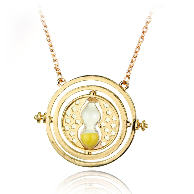 New Hermione Granger Time Turner Necklace