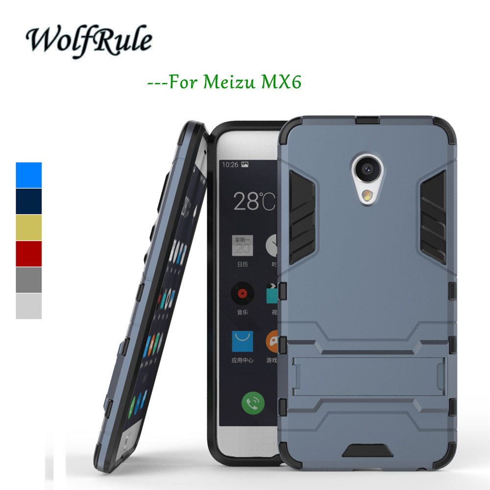 Anti Knock Case Meizu Mx6 Cover Soft Silicone Light Plastic Armor Baseus Terse Leather Samsung Galaxy Note 5 Flip Window View For Mx 6 Phone Holder Stand Funda Us98
