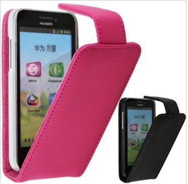 Clearance Special Price * Doormoon genuine leather case for Huawei Honor Huawei U8860