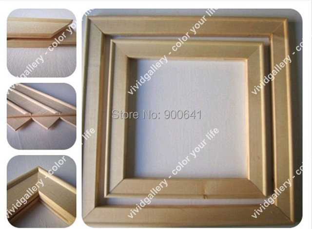 Joint Stretcher Bars & Tools (stretch the painting on wooden frame ...