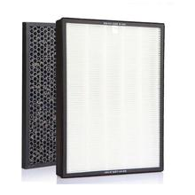 For Sharp DW-CE15F-W Air Purifier Heap Filter 250*290*25mm+Actived Carbon Filter 250*290*10mm Air Purifier Replacement Filter