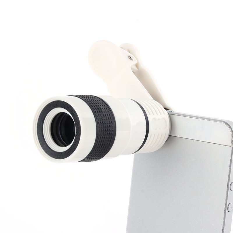 EDAL 8x Zoom Telescope Telephoto Camera Lens for Samsung S9 Note 8 for iphone 7 8 Plus Mobile Phone Lens 4
