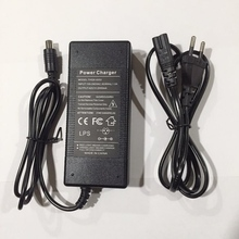 Xe điện Adapter Sạc 42 V 2A cho Xiao Mi Mi Giả M365 mi Ninebot Es1 Es2 ES4 Xe Điện phần Kickscooter Sạc