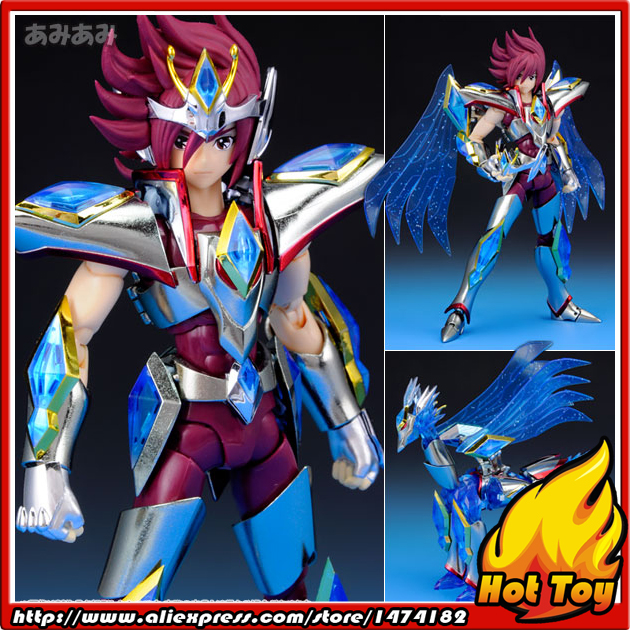 100% Original BANDAI Tamashii Nations Saint Cloth Myth Action Figure - Pegasus Koga/Kouga from Saint Seiya Omega100% Original BANDAI Tamashii Nations Saint Cloth Myth Action Figure - Pegasus Koga/Kouga from Saint Seiya Omega