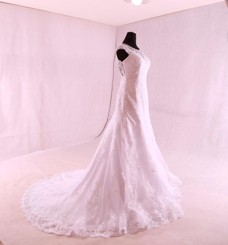 Único Sexy Vestido De Novia Blanco Motivo - Colección del Vestido de ...