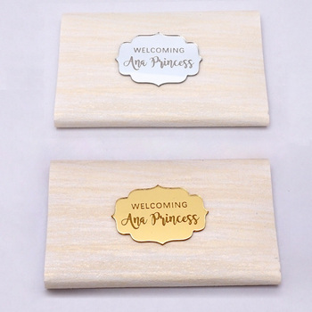 30pcs Mirrored 3cm Wedding Favors Customized Mirror Personal Things Custom Made As Request Guest Gift for One Style Contact Us