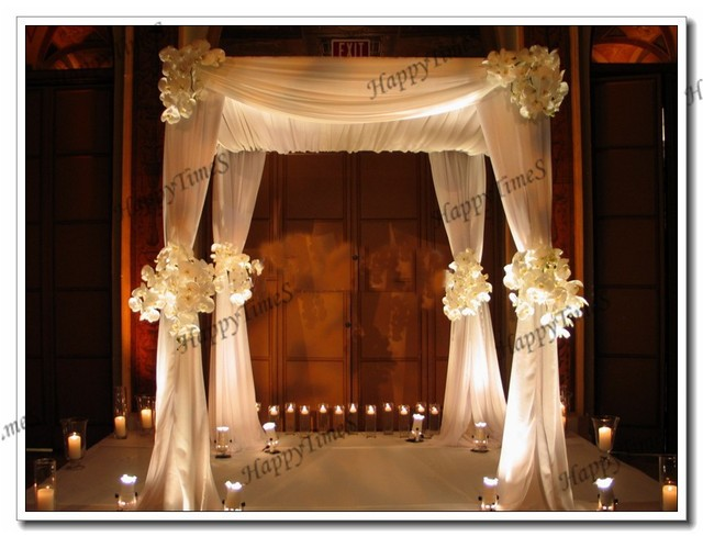 223m Wedding Outdoor Decoration Canopy Curtain Wedding Reception