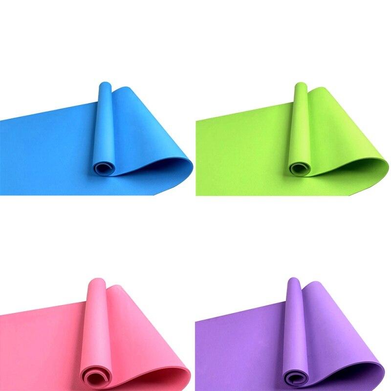 USA UK Shipping 4 MM EVA Utility Sport Exercise Pad Foldable Fitness Pilates Mat Yoga Mat Non-slip Thickness