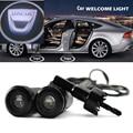 Save 20% 2 x LED Car Door Logo Light Ghost Shadow Projector Light for Dacia Dokker Duster Lodgy Logan sandero stepway