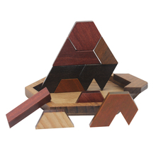 Kids Puzzles Wooden Toys