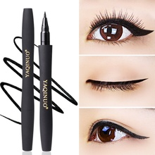 1PC Waterproof Black Liquid Eyeliner Women Professional Beauty Eye Liner Pencil Pen Makeup Tools