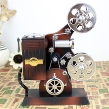 Retro gramophone player music box rotating music box girlfriends gifts birthday gifts christms Gift vintage home decor