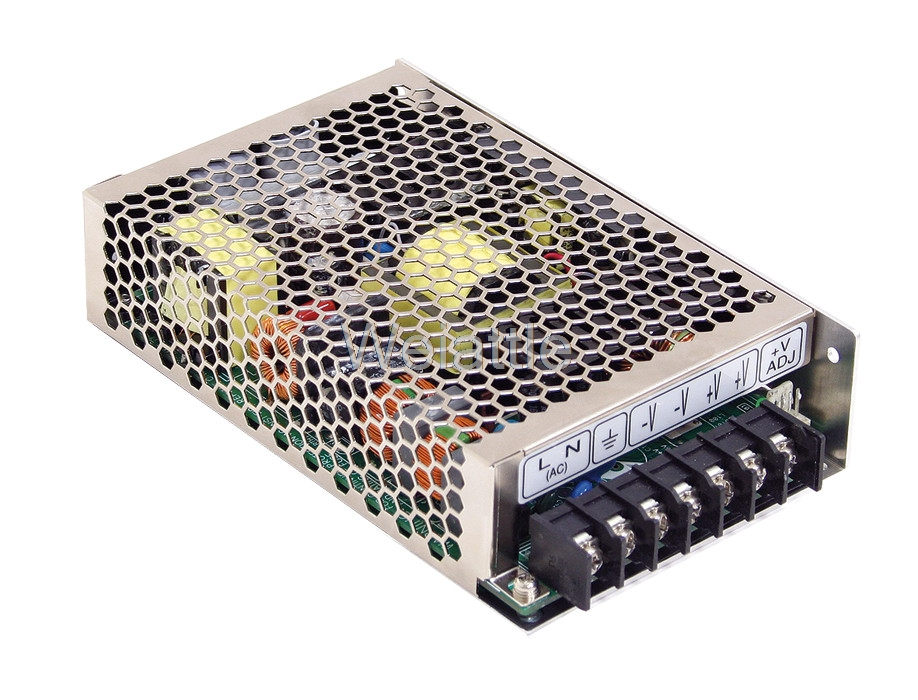 цена на MEAN WELL original HRP-100-5 5V 17A meanwell HRP-100 5V 85W Single Output with PFC Function Power Supply