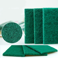 10pcs Multi-purpose Sponge Cloth Cleaning kitchen Scourer Cleaner Pads Durable Household Washing Tool