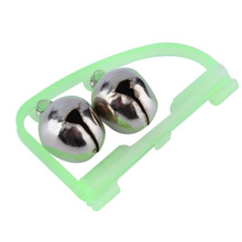 Fishing Twin Bell Ring for Rods