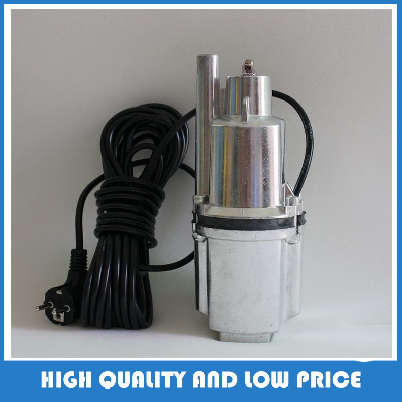 220V Cast Aluminum Electromagnetic Water Pump Household Car Wash Pump High Pressure Deep Well Pump