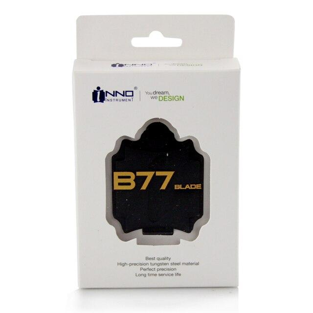 Fiber cleaver klingen B77 verwendet in VF 78 VF 15 VF 15H V7 Faser spalter