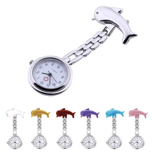 New Women's Watches Dolphins Q
