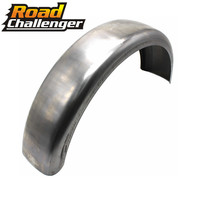 Motorcycle Fender Mudguard Wide Flat Rear Trailer Fender For Harley Chopper Chopper Universal High Quality