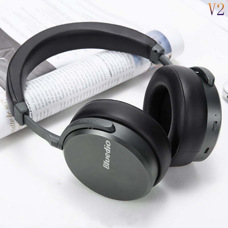Bluedio V2 5.0 Bluetooth Headphones koptelefoon PPS12 drivers with mic high end Stereo Music auriculares Cloud Wireless Headset|Bluetooth Earphones & Headphones| |  - AliExpress