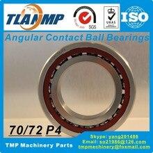 7018C 7018AC TYN SU/DB/DF/DT P4 Angular Contact Ball Bearing (90x140x24mm) TLANMP High precision  Motor Bearing