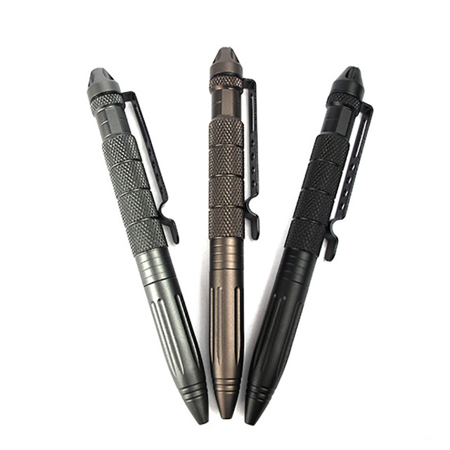 GWFEYE Self Defense Supplies Self-Defense Pen Tactical Defense Pen Sharp head Personal defense tool