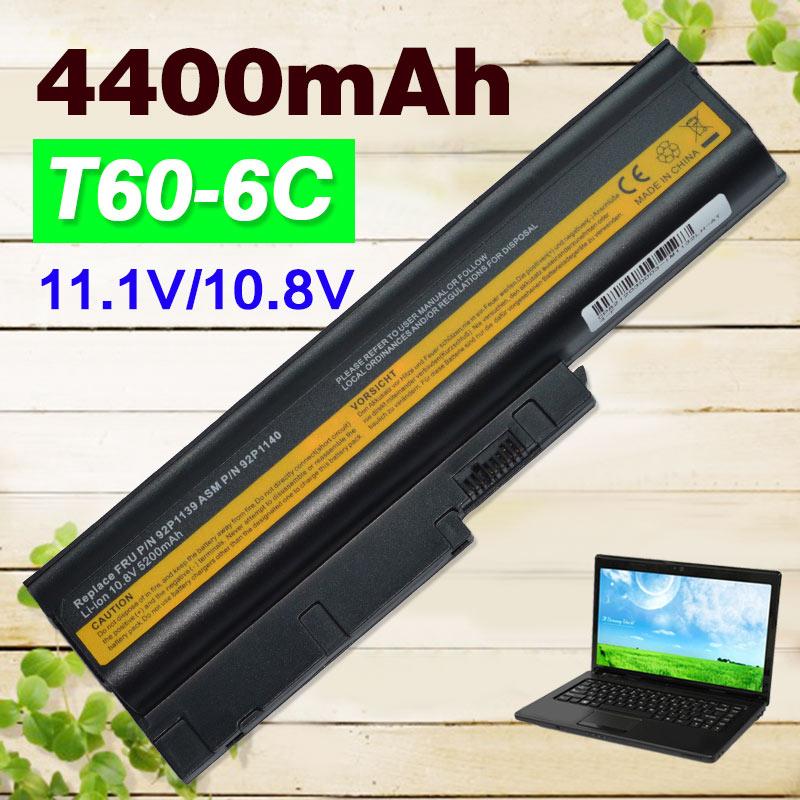Laptop Batteries Just Hsw 9cell Laptop Battery For Ibm Thinkpad Lenovo T60 R60 R500 T500 92p1133 42t4619 92p1138 42t5246 42t4572 42t4511 Bateria
